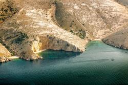 Haj kir ndul sok Punat Krk sziget