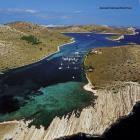 Nacionalni park Kornati čini veći dio grupe otoka Kornati u hrvatskom dijelu Jadrana u srednjoj Dalmaciji, zapadno od Šibenika, u Šibensko-kninskoj županiji.