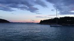 Najam Ku a za odmor vila Kremenko otok Bra Hrvatska