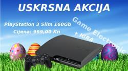 PlayStation 3 4 PAKETI I IGRE NA AKCIJI ZA 03 MJ 2018