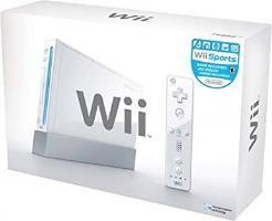 Nintendo Wii konzole