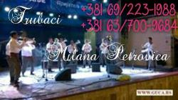 Trubaci Milana Mice Petrovica tel 063 700 96 84