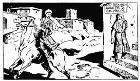 Jedan od stripova u reviji je i HADŽI MURAT, rađen po književnom djelu