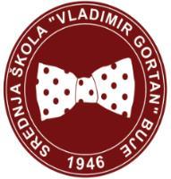 "SŠ ""Vladimir Gortan"" Buje"