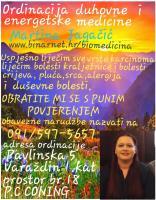 Ordinacija energetske i duhovne medicine